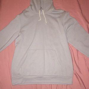 ice blue hoodie